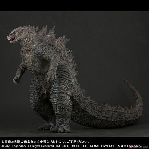 【預訂】X-Plus Toho Daikaiju Series Godzilla King of Monsters Godzilla (2019) PVC Figure
