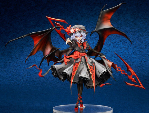 【已截訂】Ques Q Touhou Project - Remilia Scarlet Legend of Komajo ver. Extra color 1/8 PVC Figure