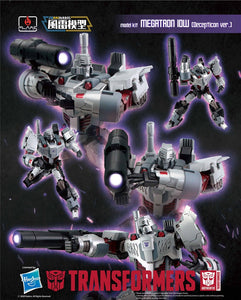 【已截訂】Flame Toys Transformer Megatron (IDW Decepticon Ver.) Plastic Model Kit