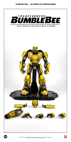 【已截訂】3A ThreeA Transformers BUMBLEBEE Action Figure 8""