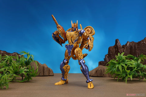 【已截訂】TAKARA TOMY Transformers MP-34 Cheetahs (Beast Wars) Action Figure