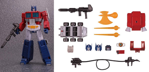 【已截訂】TAKARA TOMY Transformers Masterpiece MP-44 ConvoyOptimus Prime (Ver. 3) Action Figure [JP Ver]