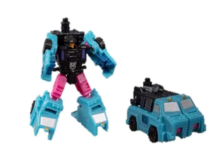 【己截訂】TAKARA TOMY Transformers SG-44 Decepticon Direct Hit & Decepticon Power Punch Action Figure