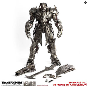 【已截訂】Hasbro x 3A Transformers The Last Knight Megatron Deluxe version Action Figure [豪華版]