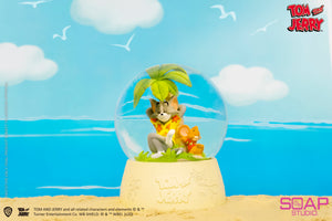 【已截訂】Soap Studio Tropical Oasis Snow Globe Figure