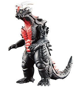 【預訂日期至11-Jun-20】Bandai ULTRA MONSTER SERIES 107 HELLBERUS Figure