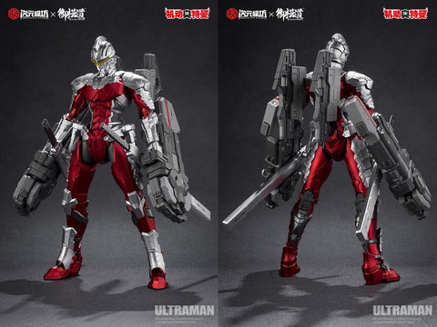 【已截訂】E-Model Ultraman Seven Stars 7.3 ver. 1/6 Plastic Model Kit