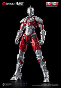 【已截訂】E-model Ultraman Shinjiro Action Figure(合金成品)