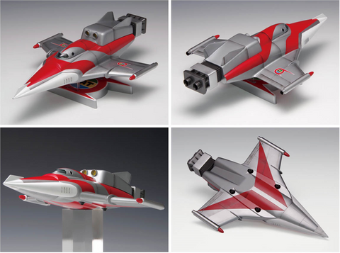 【預訂日期至10-Nov-20】Wave Ultraman Space Arrow 1/72 Model Kits(模型)