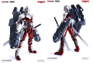 【已截訂】E-Model Ultraman Seven Action Figure [成品可動版] [再販]