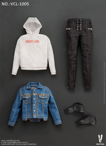 【預訂】VERYCOOL 1-6 Denim Leisure Wear Set   VCL-1005