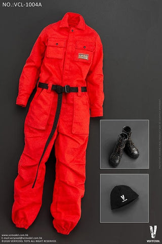 【預訂日期至09-Jun-20】VERYCOOL Work-Wear Set   VCL-1004A 1/6 Parts Set