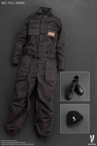 【預訂日期至09-Jun-20】VERYCOOL Work-Wear Set   VCL-1004C 1/6 Parts Set