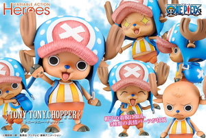 【已截訂】Mega House Variable Action Heroes ONE PIECE – Tony Tony Chopper Action Figure [再販]