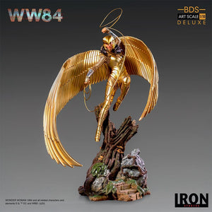 【預訂日期至13-Apr-20】Iron Studios Wonder Woman Deluxe Art Scale 1/10 Statue