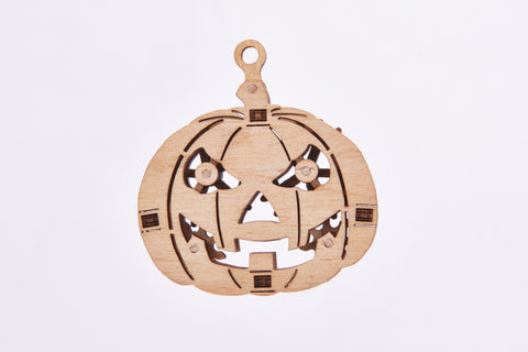 【現貨】The Hariman Wood Trick 3D Puzzle Woodik Pumpkin