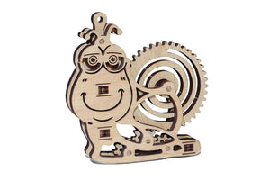 【現貨】The Hariman Wood Trick 3D Puzzle Woodik Snail