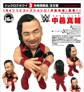 【已截訂】16 directions World Wrestling Entertainment Shinsuke Nakamura