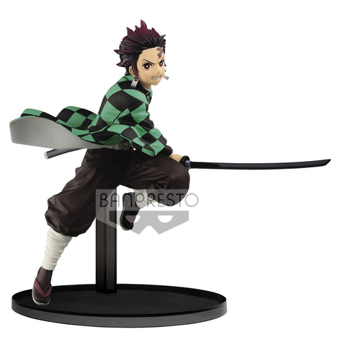 【預訂日期至26-Feb-20】Bandai VibrationStars Kamado Tanjiro PVC Figure