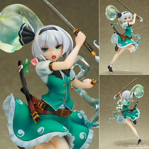 【已截訂】Bellfine Youmu Konpaku 1/8 PVC Figure [再販]