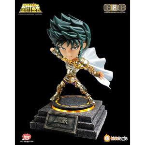 【現貨】Kids Logic Saint Seiya CBC G08 Gold Saint Capricorn Shura PVC Figure
