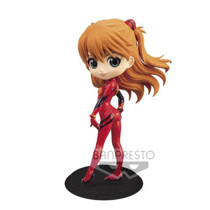 【已截訂】Banpresto Q POSKET Asuka PLUGSUIT STYLE other color PVC Figure