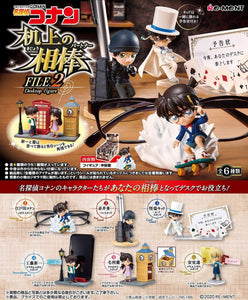 【己截訂】Rement Connan Desktop figure FILE.2 (原盒6入)