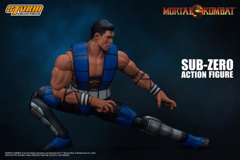 【預訂日期至06-Dec-20】Storm Collectibles - Sub-Zero Action Figure