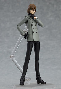 【已截訂】Max Factory figma Goro Akechi Action Figure