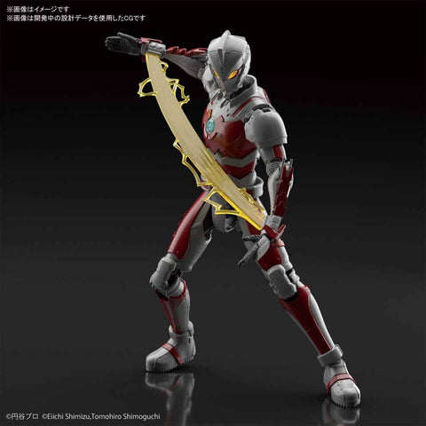 【預訂日期至另行通知】Bandai figure-rise standard Ultraman suit A -action- Plastic Model Kit