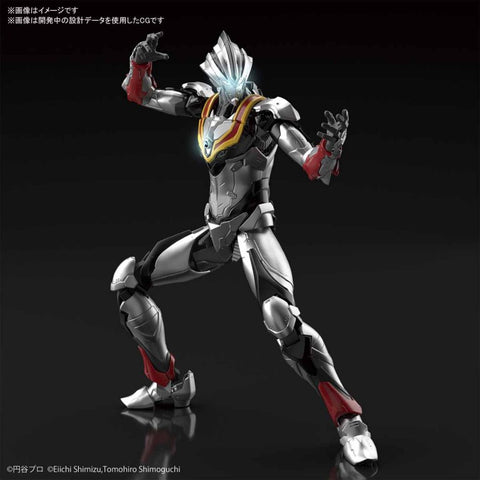 【預訂日期至另行通知】Bandai figure-rise standard Ultraman suit Evil Tiger Plastic Model Kit