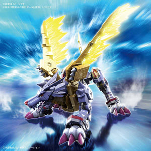 【預訂-數量有限,額滿即止】Bandai figure-rise standard metalgarurumon Plastic Model Kit