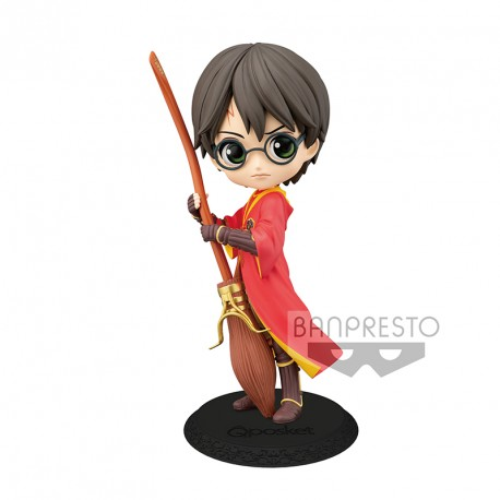 【預訂日期至19-Aug-19】Banpresto HARRY POTTER Q POSKET-HARRY POTTER QUIDDITCH STYLE-(VER.B) PVC Figure