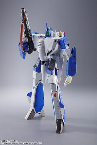 【已截訂】Bandai DX Chogokin VF-1A Valkyrie (Maximilian Jenius Use) Action Figure [網店限定]