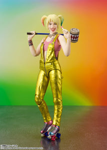 【預訂-數量有限,額滿即止】Bandai S.H.Figuarts Harley Quinn (Birds of Prey) Action Figure