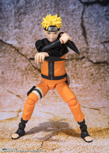 【預訂-數量有限,額滿即止】Bandai S.H.Figuarts NARUTO UZUMAKI [BEST SELECTION] Action Figure