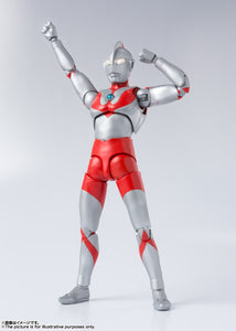 【預訂-數量有限,額滿即止】Bandai S.H.Figuarts ULTRAMAN [BEST SELECTION] Action Figure