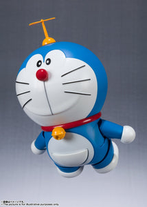 【預訂-數量有限,額滿即止】Bandai THE ROBOT SPIRITS DORAEMON [BEST SELECTION] Action Figure