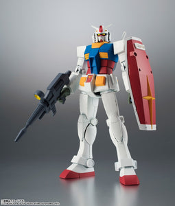 【預訂-數量有限,額滿即止】Bandai THE ROBOT SPIRITS -SIDE MS- RX-78-2  GUNDAM VER. A.N.I.M.E. [BEST SELECTION] Action Figure