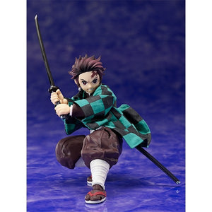 【預訂日期至12-Apr-20】Aniplex BUZZmod. Kamado Tanjiro 1/12 scale Action Figure [付全訂港澳地區包郵]