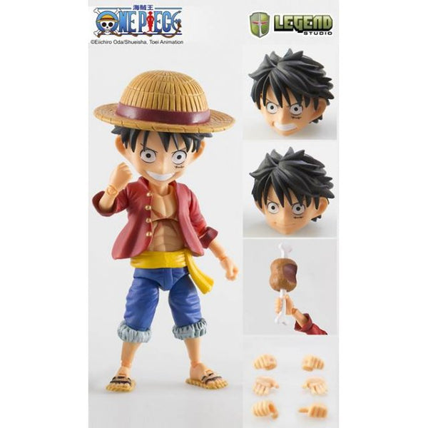 【現貨】Legend Studio Fever Toy One Piece Monkey D Luffy Action Figure
