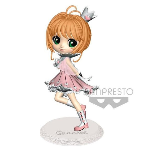 【已截訂】Banpresto Sakura Clear Card Q Posket-Sakura Kinomoto-(B Dreamy Color Ver) Figure