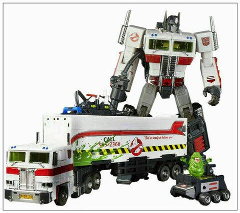 【現貨】Hasbro Transformers Masterpiece MP-10G - Optimus Prime (Ecto-35 Edition) Action Figure