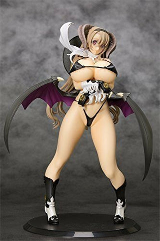 【現貨】Orchid Seed The Seven Deadly Sins. Orchid Seed The Seven Deadly Sins - Mammon Juushii Western Mizugi no Setsu Ver. Black Color PVC Figure