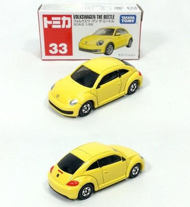 【現貨】TAKARA TOMY TakaraTomy No.033 Volkswagen The Beetle