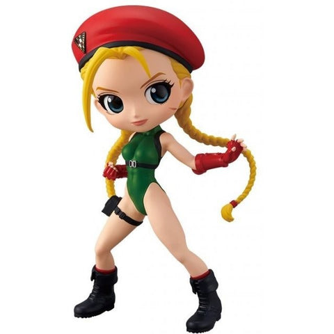 【現貨】Banpresto STREET FIGHTER SERIES Q POSKET-CAMMY-(VER.A) PVC Figure
