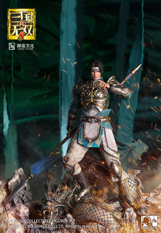 【預訂日期至06-Jul-19】RingToys Three Kingdoms matchless 8 Zhao Yun 1/6 Action Figure