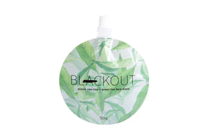 Blackout - aussie sea clay + green tea luxe mask