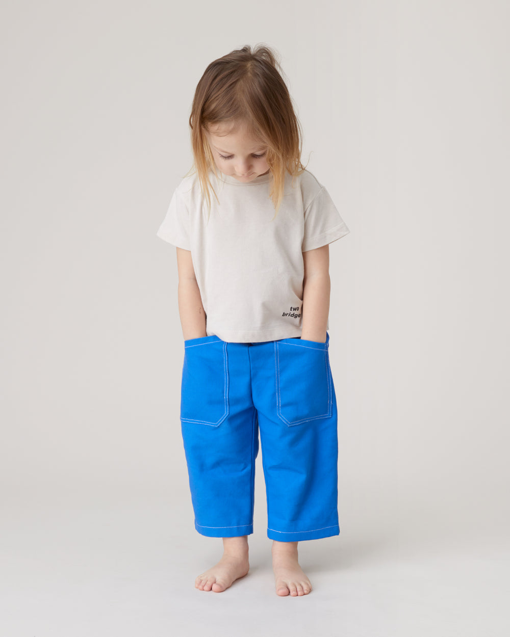 Chatham Trouser in Royal Blue