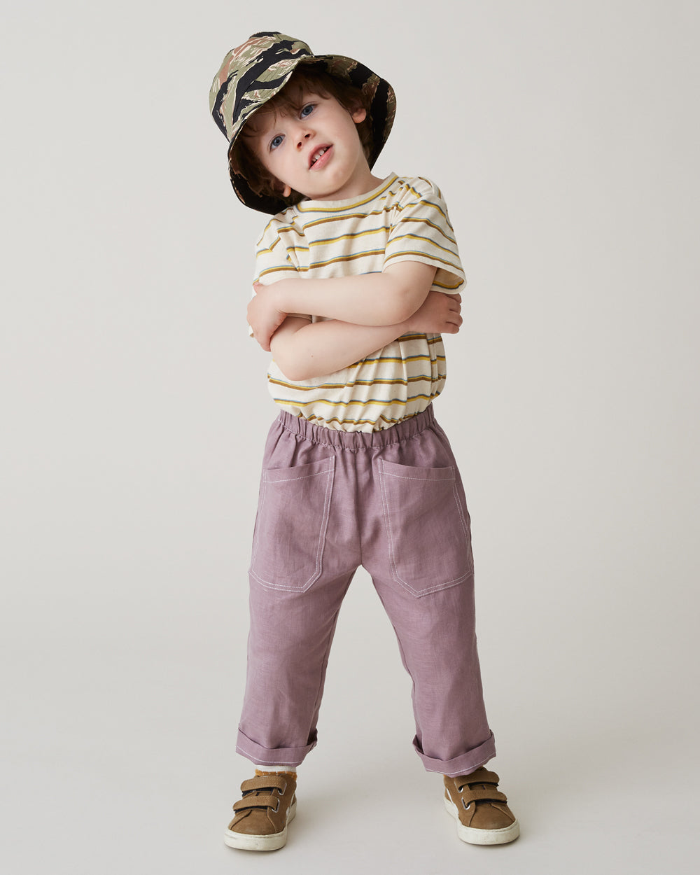 Chatham Trouser in Lavender